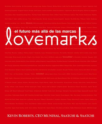 Lovemarks By Roberts, Kevin